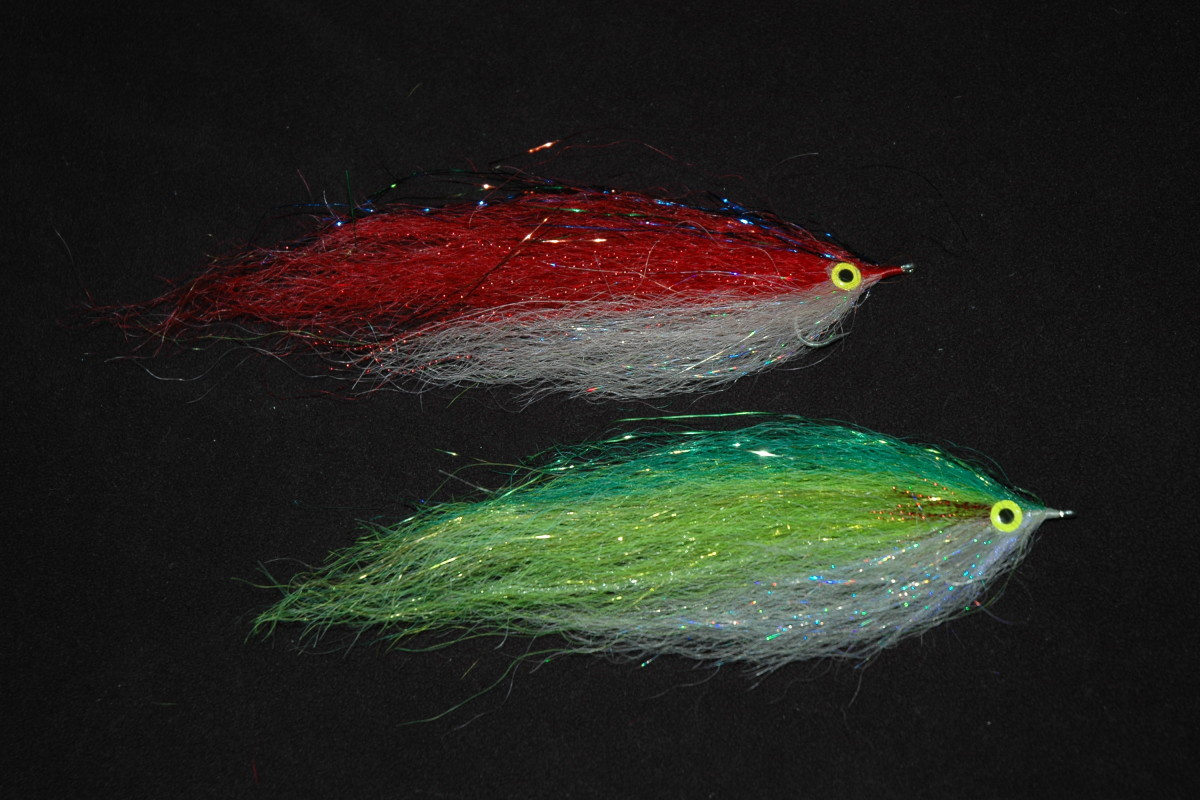 Big Flies for Big Pike